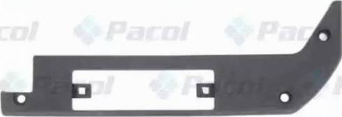 Pacol MANBC004R - Enjoliveur, pare-chocs www.widencarpieces.com