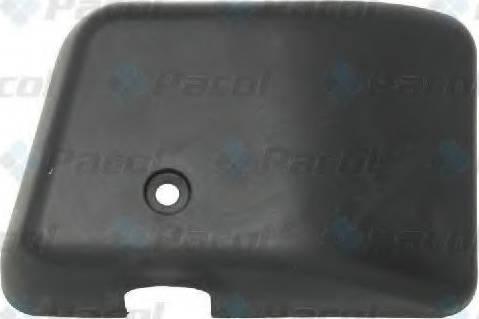 Pacol MANMR022L - Revêtement, rétroviseur extérieur www.widencarpieces.com