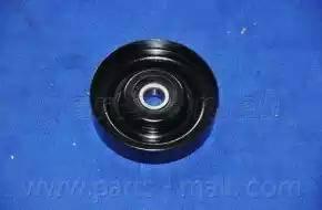 Parts-Mall PSA-C011 - Poulie renvoi/transmission, courroie trapézoïdale à nervures www.widencarpieces.com