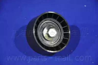 Parts-Mall PSC-C004 - Poulie renvoi/transmission, courroie de distribution www.widencarpieces.com