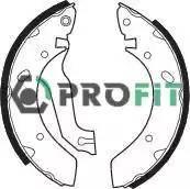 Profit 5001-0319 - Jeu de freins, freins à tambour www.widencarpieces.com