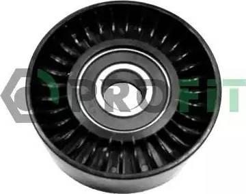 Profit 1014-4011 - Poulie-tendeur, courroie trapézoïdale à nervures www.widencarpieces.com