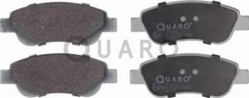 QUARO QP5456 - Kit de plaquettes de frein, frein à disque www.widencarpieces.com