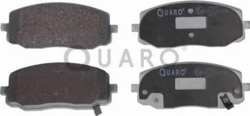 QUARO QP5655 - Kit de plaquettes de frein, frein à disque www.widencarpieces.com