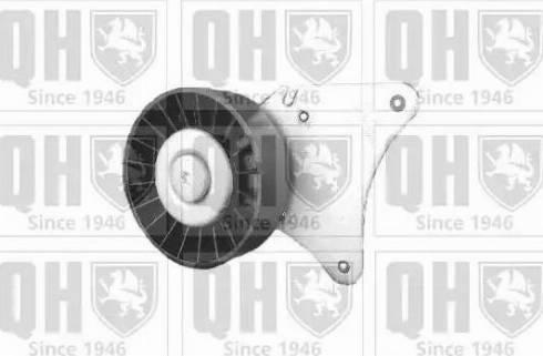Quinton Hazell QTA1123 - Poulie renvoi/transmission, courroie trapézoïdale à nervures www.widencarpieces.com
