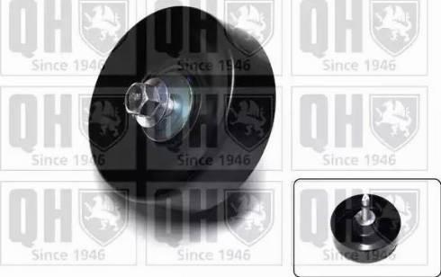 Quinton Hazell QTA1314 - Poulie renvoi/transmission, courroie trapézoïdale à nervures www.widencarpieces.com