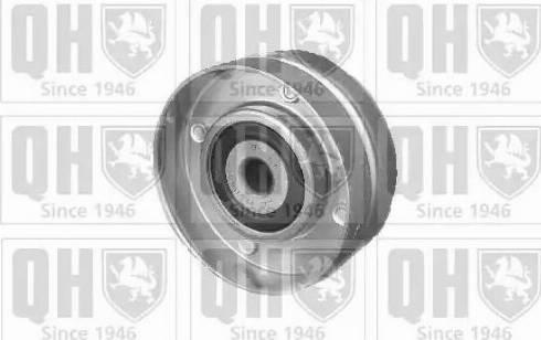 Quinton Hazell QTA209 - Poulie renvoi/transmission, courroie trapézoïdale à nervures www.widencarpieces.com