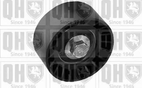 Quinton Hazell QTT526 - Poulie renvoi/transmission, courroie de distribution www.widencarpieces.com