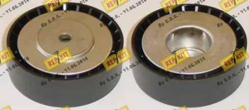 REPKIT RKT1785 - Poulie renvoi/transmission, courroie trapézoïdale à nervures www.widencarpieces.com