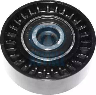 Ruville 55182 - Poulie renvoi/transmission, courroie trapézoïdale à nervures www.widencarpieces.com