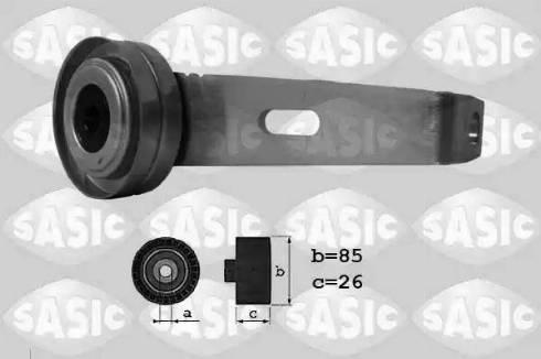 Sasic 1620028 - Tendeur de courroie, courroie trapézoïdale à nervures www.widencarpieces.com