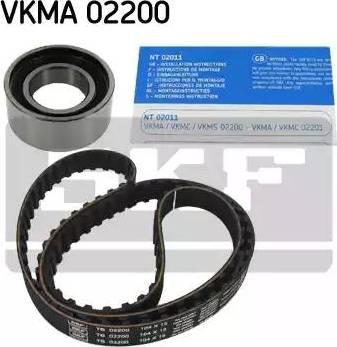 SKF VKMA02200 - Kit de distribution www.widencarpieces.com