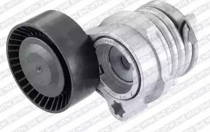 SNR GA350.91 - Poulie-tendeur, courroie trapézoïdale à nervures www.widencarpieces.com