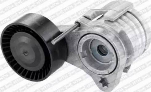 SNR GA350.57 - Poulie-tendeur, courroie trapézoïdale à nervures www.widencarpieces.com
