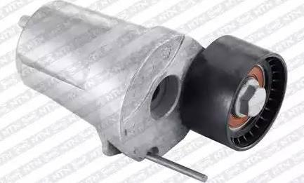 SNR GA350.68 - Poulie-tendeur, courroie trapézoïdale à nervures www.widencarpieces.com