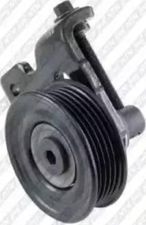 SNR GA352.49 - Poulie-tendeur, courroie trapézoïdale à nervures www.widencarpieces.com