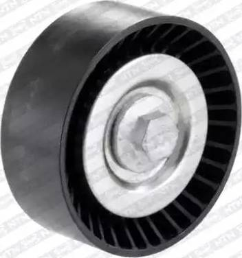 SNR GA352.63 - Poulie renvoi/transmission, courroie trapézoïdale à nervures www.widencarpieces.com