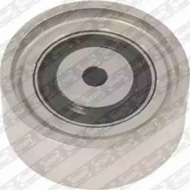 SNR GA357.12 - Poulie renvoi/transmission, courroie trapézoïdale à nervures www.widencarpieces.com