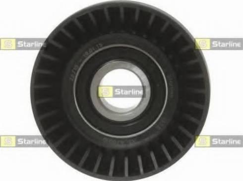 Starline RS A76010 - Poulie-tendeur, courroie trapézoïdale à nervures www.widencarpieces.com