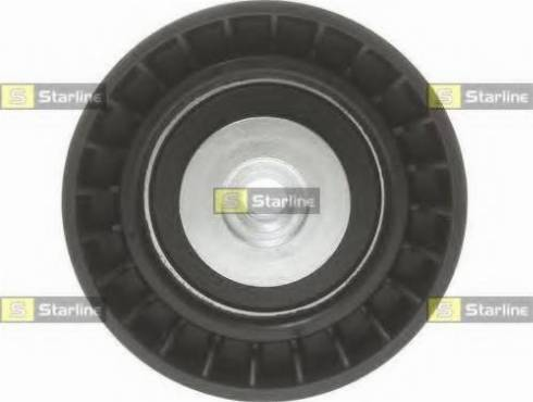 Starline RS B46810 - Poulie renvoi/transmission, courroie trapézoïdale à nervures www.widencarpieces.com