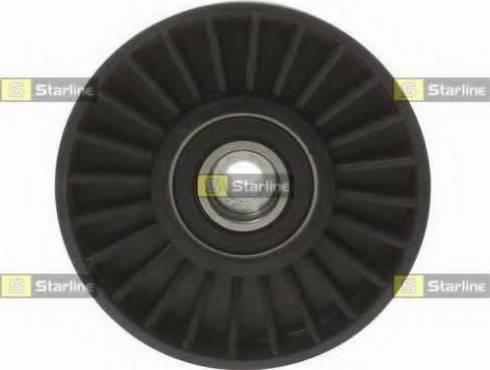 Starline RS B40530 - Poulie renvoi/transmission, courroie trapézoïdale à nervures www.widencarpieces.com