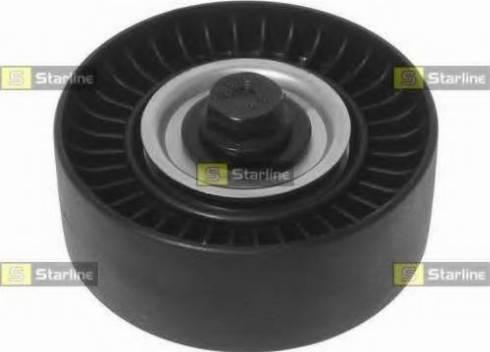 Starline RS B50110 - Poulie renvoi/transmission, courroie trapézoïdale à nervures www.widencarpieces.com