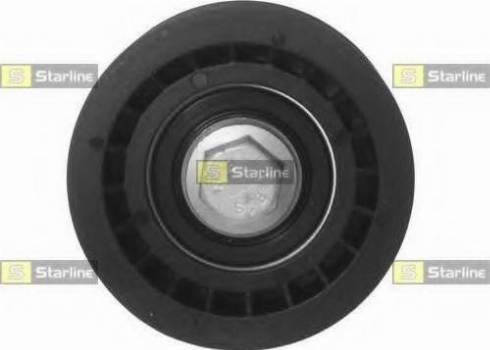Starline RS B16710 - Poulie renvoi/transmission, courroie de distribution www.widencarpieces.com