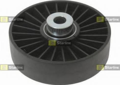 Starline RS B36920 - Poulie renvoi/transmission, courroie trapézoïdale à nervures www.widencarpieces.com
