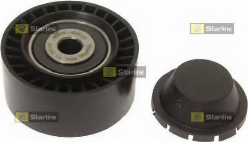 Starline RS B33110 - Poulie renvoi/transmission, courroie trapézoïdale à nervures www.widencarpieces.com