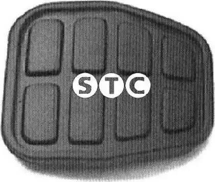 STC T400864 - Revêtement de pédale, pédale de frein www.widencarpieces.com