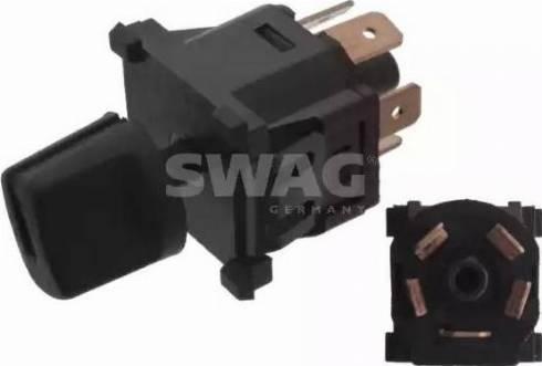 Swag 30945623 - Régulateur du pulseur d'air habitacle, chauffage/ventilat° www.widencarpieces.com