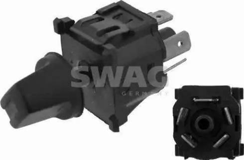 Swag 30914078 - Régulateur du pulseur d'air habitacle, chauffage/ventilat° www.widencarpieces.com
