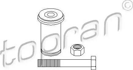 Topran 400087 - Kit d'assemblage, levier de déviation www.widencarpieces.com