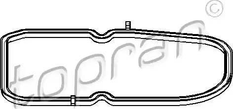 Topran 400133 - Joint, carter d'huile-boîte automatique www.widencarpieces.com
