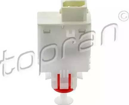 Topran 500500 - Commande, embrayage (régulateur de vitesse) www.widencarpieces.com
