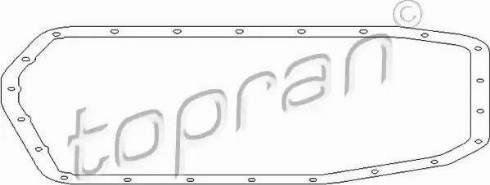Topran 500786 - Joint, carter d'huile-boîte automatique www.widencarpieces.com