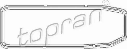 Topran 500782 - Joint, carter d'huile-boîte automatique www.widencarpieces.com