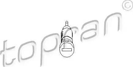 Topran 109719 - Cylindre de serrure www.widencarpieces.com