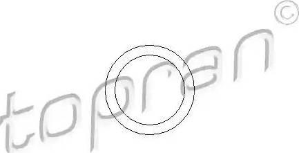 Topran 104533 - Joint, pompe à vide www.widencarpieces.com