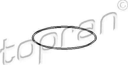 Topran 104525 - Joint d'étanchéité, chemise de cylindre www.widencarpieces.com