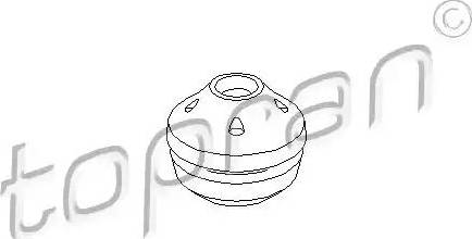 Topran 104238 - Suspension, boîte de vitesse manuelle www.widencarpieces.com