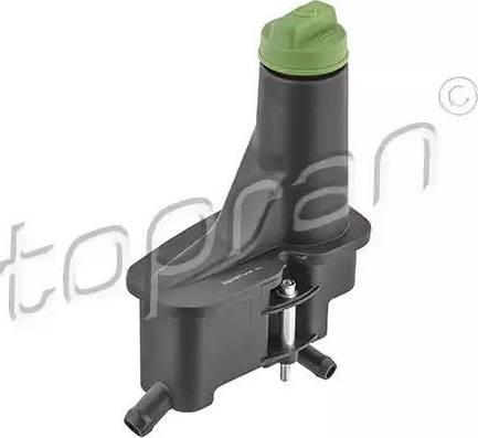 Topran 108569 - Vase d'expansion l'huile hydraulique, direction assistée www.widencarpieces.com