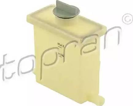 Topran 108687 - Vase d'expansion l'huile hydraulique, direction assistée www.widencarpieces.com