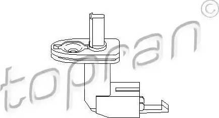 Topran 108887 - Interrupteur, contacteur de porte www.widencarpieces.com