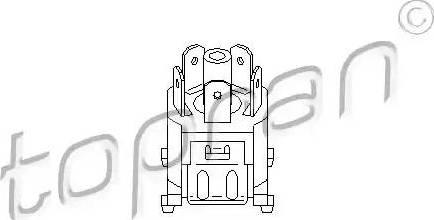 Topran 103428 - Régulateur du pulseur d'air habitacle, chauffage/ventilat° www.widencarpieces.com