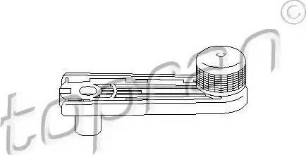 Topran 103544 - Manivelle de vitre www.widencarpieces.com
