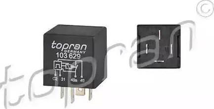 Topran 103629 - Relais de signal de détresse www.widencarpieces.com