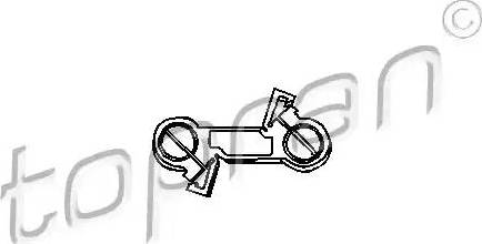 Topran 103078 - Levier de vitesse www.widencarpieces.com