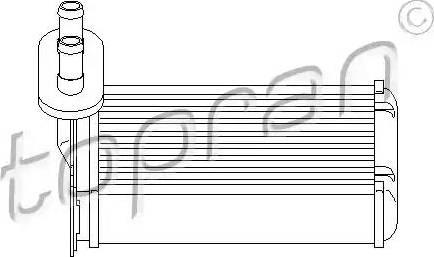 Topran 103147 - Système de chauffage www.widencarpieces.com