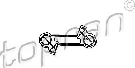 Topran 102848 - Levier de vitesse www.widencarpieces.com